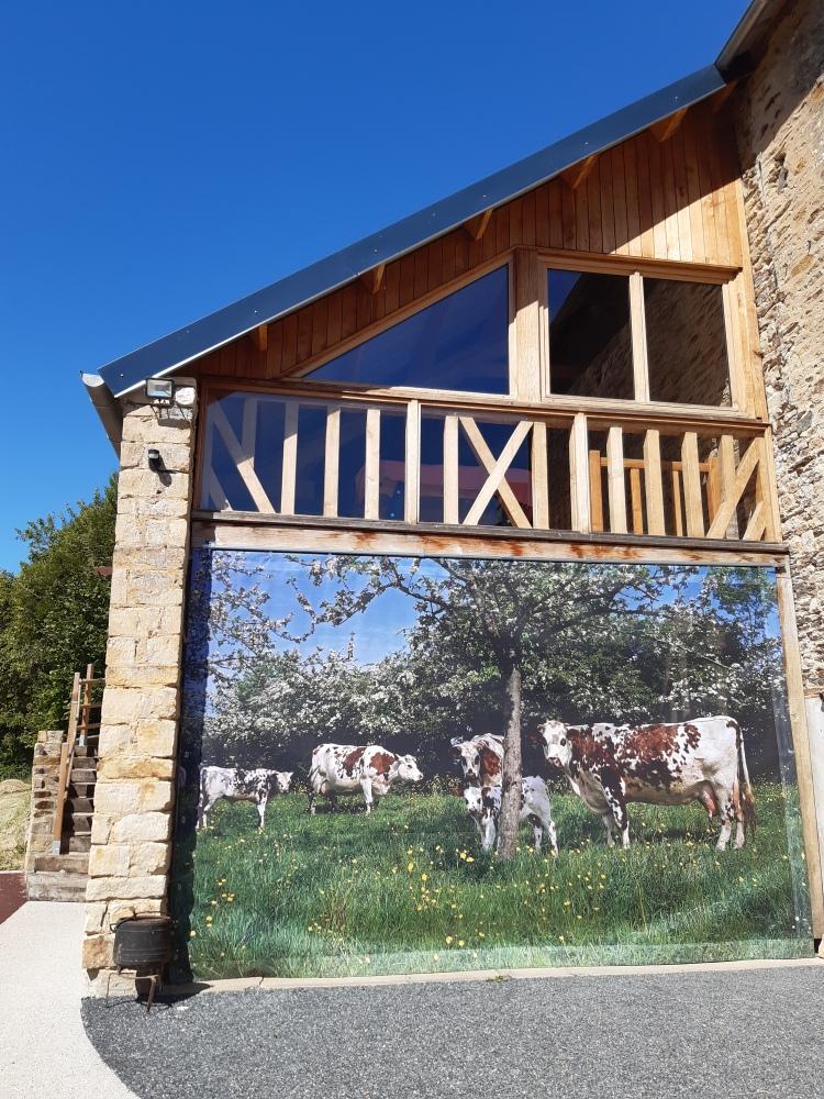 2020 Chambre d'hôte Calvados Vaches