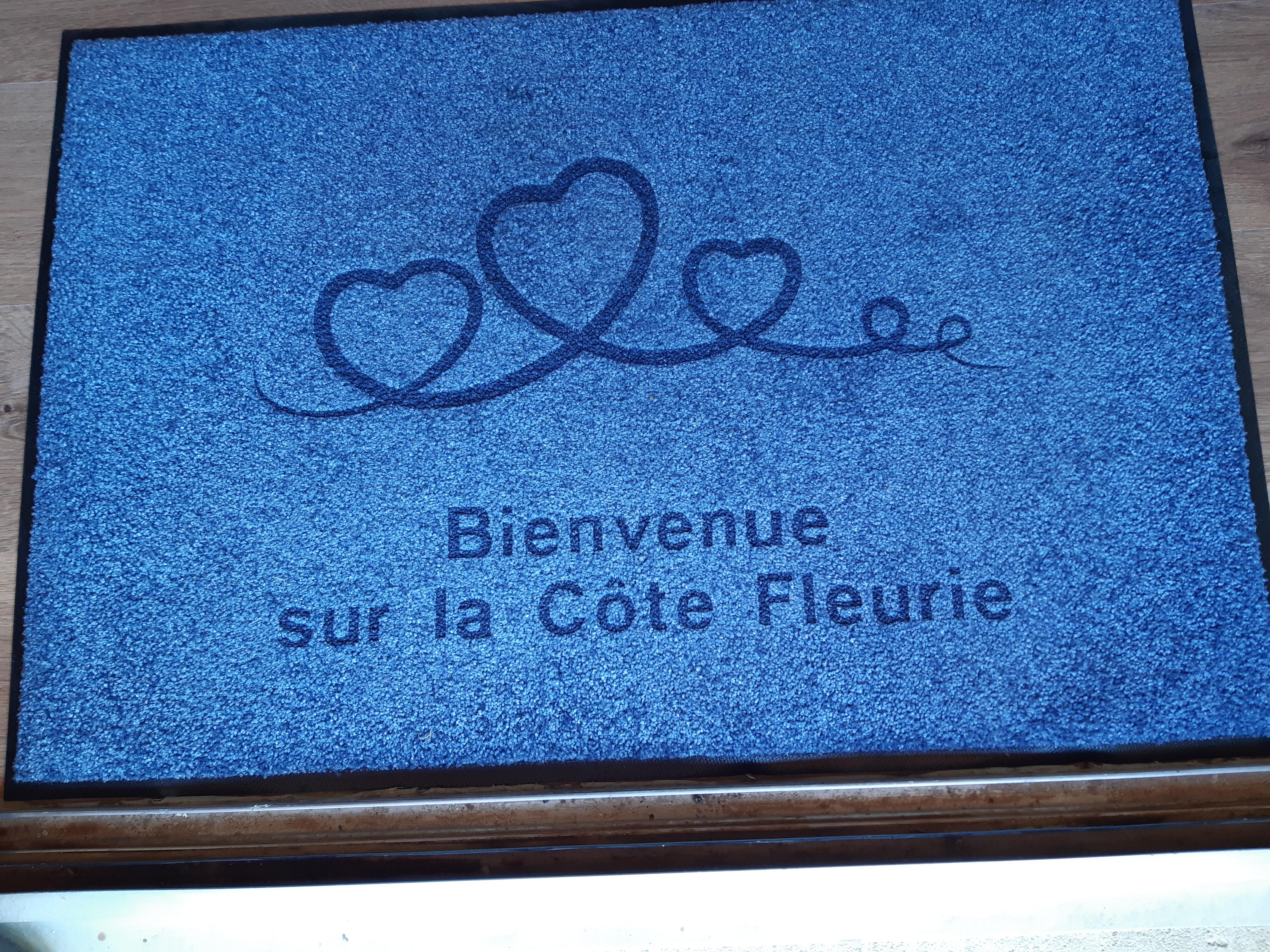 Chambre Sur la Côte Fleurie - Le Moulin du Locheur - bienvenue