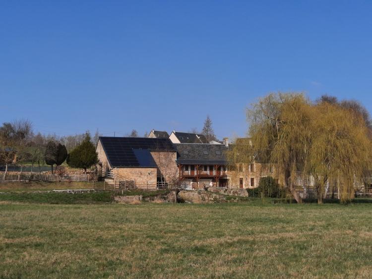 2021 Chambre d'hôte Moulin du Locheur vue general