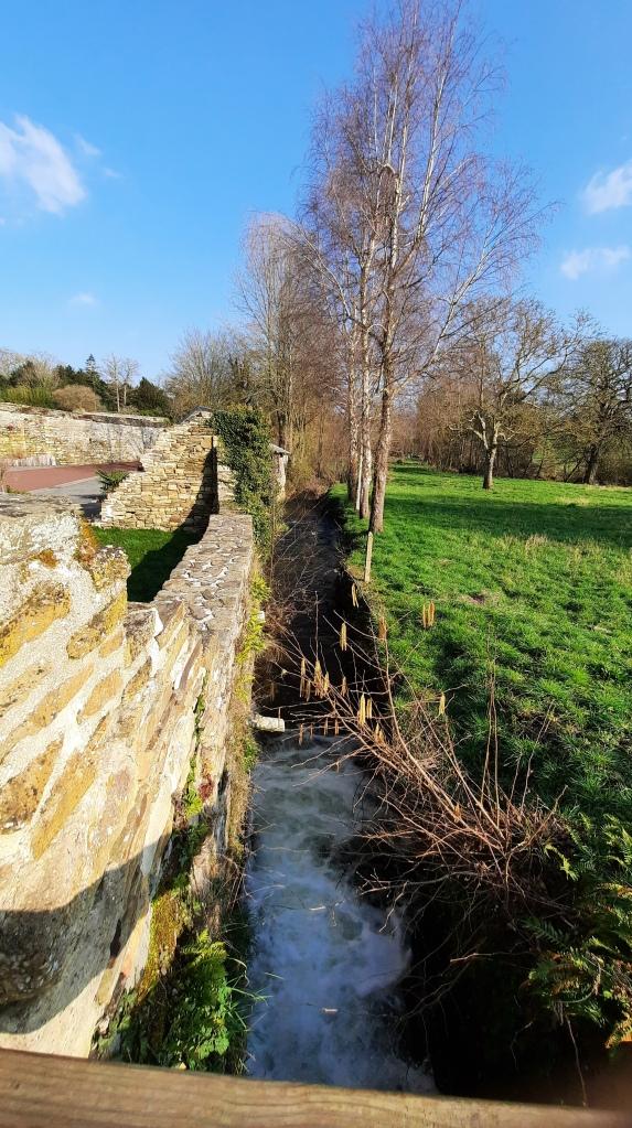 Chambre d'hôte Moulin du Locheur l'Odon