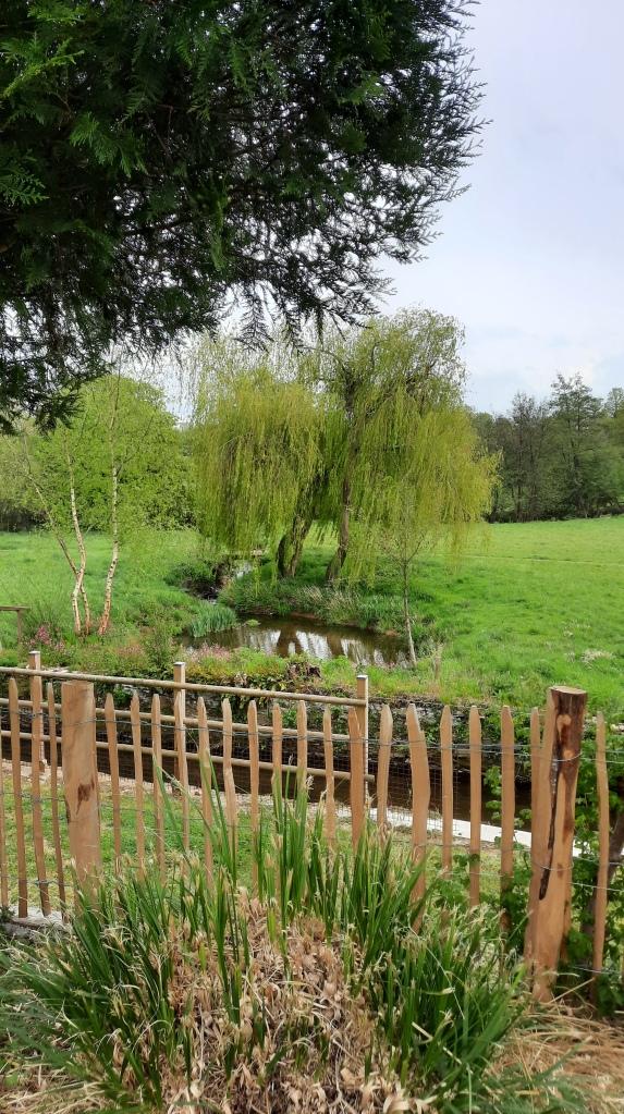 2021 Chambres d'hôtes Moulin du Locheur Vue Bocage
